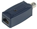 Adapt. UTP RJ45H <-> BNC H hasta 200 mts Kit 2 unid. SC&T IP01