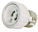 Adapt. Lampara LED E27 M <-> GU10 H