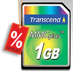 Memoria Multimedia Plus 2 GB Transcend