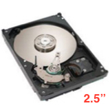 Disco Duro Int. 2.5 500 GB SATA III 9.5 mm