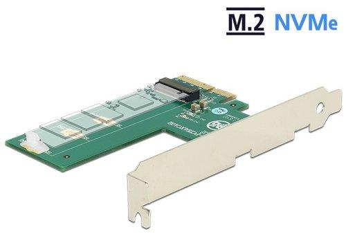 Tarjetas y Adaptadores NVMe M.2