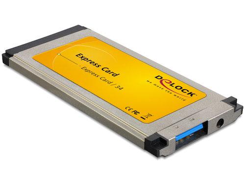 Tarjetas USB 3.0 ExpressCard
