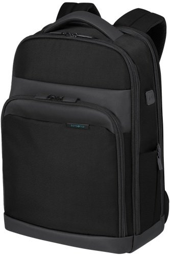 SAMSONITE Mysight Mochila para portatil y tablet 15.6-10.5 Negro PET Polyester Reciclado 135071-1041