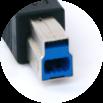 USB 3.1 B