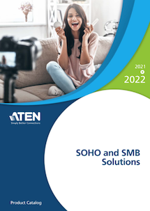 ATEN SOHO and SMB Solutions