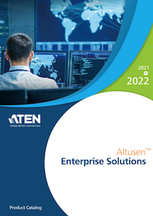 ATEN ALTUSEN Enterprise Solutions