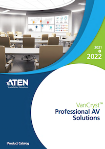 CATALOGO ATEN's Professional A/V Solutions