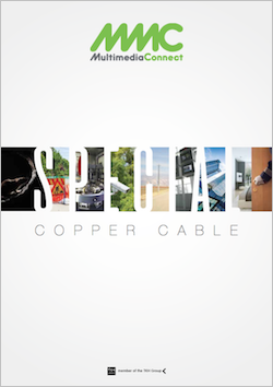 MultimediaConnect - Cable cobre